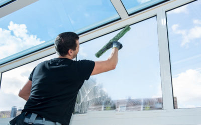 We Use Deionized Water to Super-Clean Your Windows